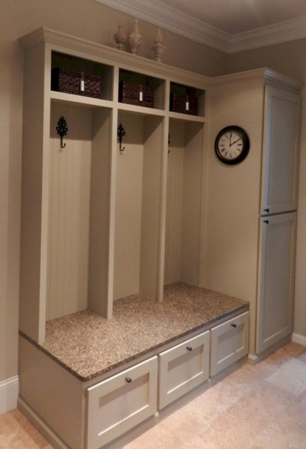 Creative Mudroom Laundry Room Storage Ideas Mudroom Laundry Room Medium