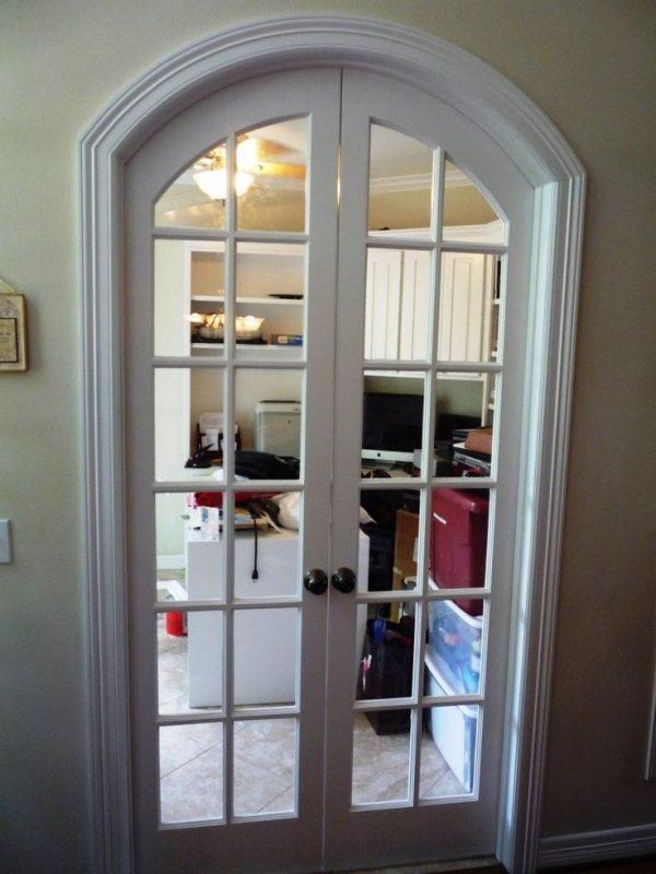 Creative The 25  Best Arched Interior Doors Ideas On Medium