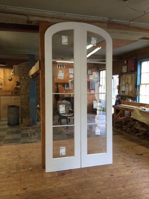 Creative Wood Custom Arched Top Doors  Jim Illingworth Millwork Llc Medium