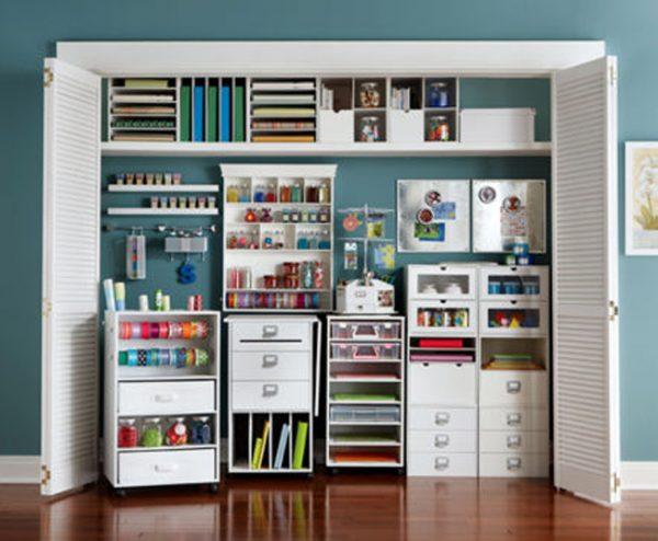Cube Bookcase Black Swivel Storage Cabinet With Mirror Medium