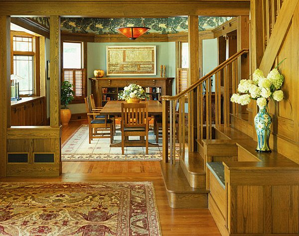 Decor Ideas For Craftsman Style Homes Medium