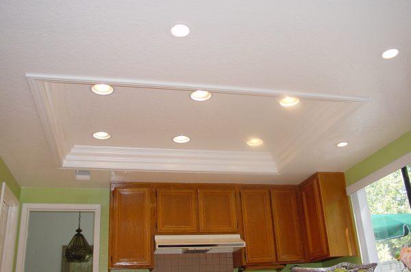 Example Of A Advantages Of Recessed Ceiling Lights Designwarisan Medium