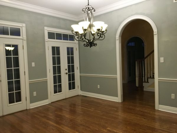Explore My Dining Room Paintmagnetic Gray Sherwin Williams Medium