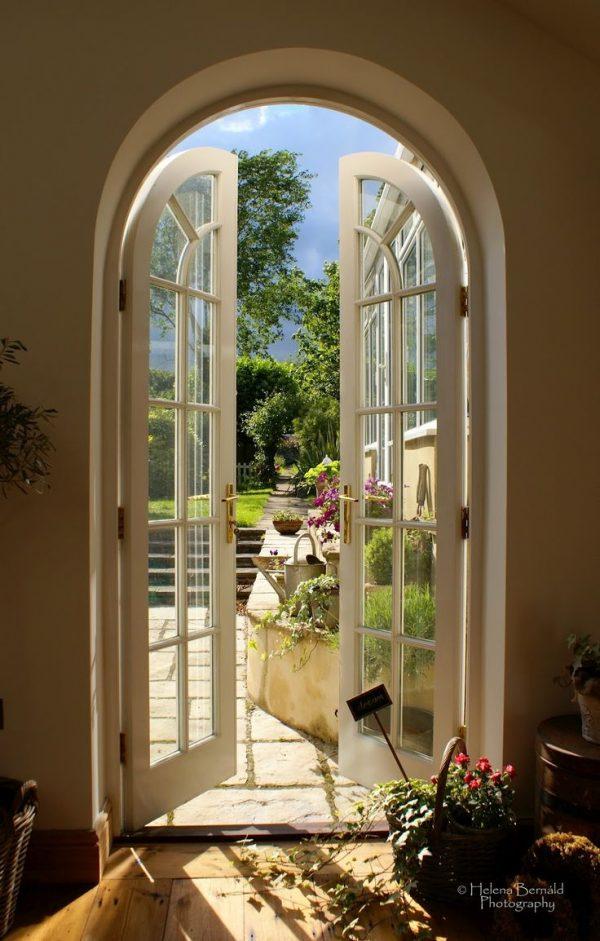 Fresh 94 Best Images About Garden Gates Doors   Windows On Medium
