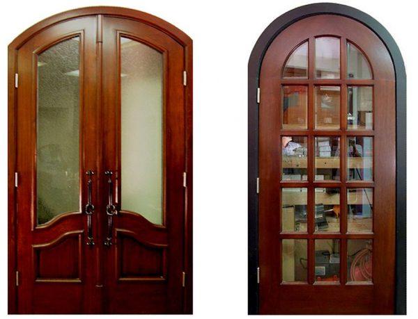Fresh Arched French Doors Handballtunisieorg Medium