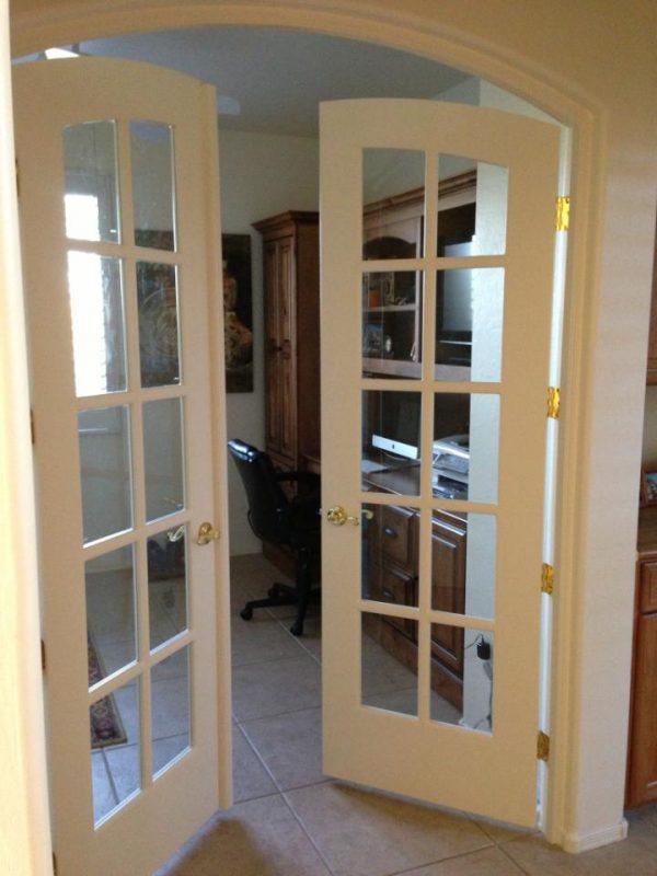 Fresh Interior Doorsillumination Window   Door Company Medium