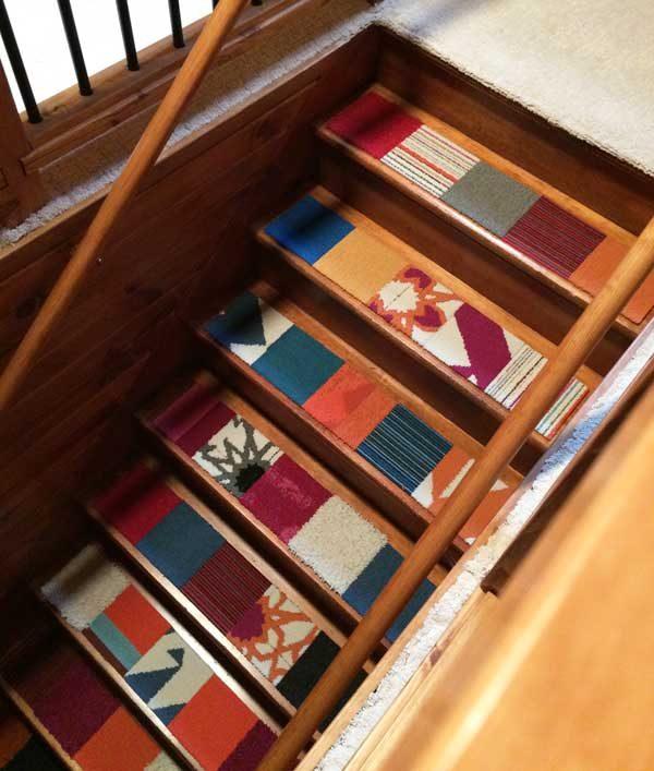 Get Honey I Shrunk The House Flor Carpet Tiles For Stairs Medium