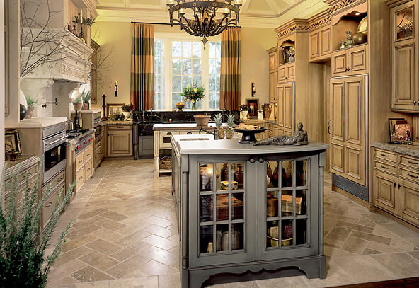 How To Achieve The Elegant Tuscan Style For Your Kitchen Medium