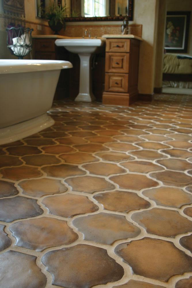 indoor arto brick tile medium