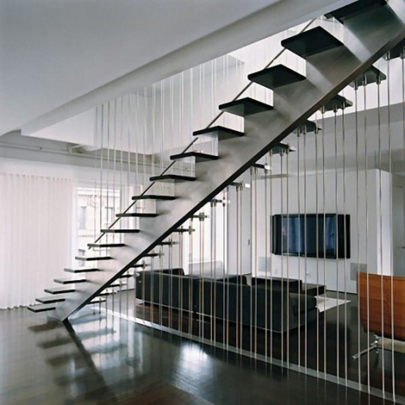 innovative modern loft interior design stairs modern loft interior