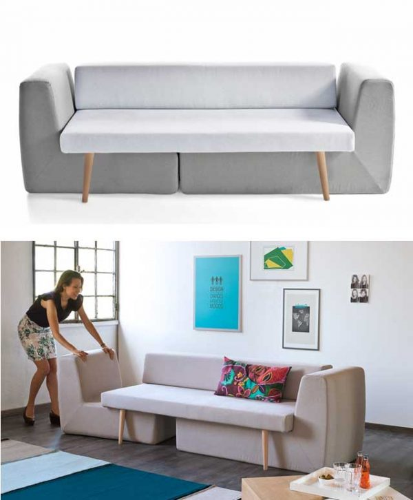 Innovative Multifunctional Furniture For Small Spaces Salter Spiral Medium