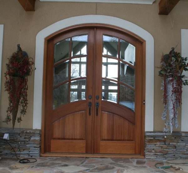 Inspiration Arched French Double Doors Video And Photos Medium