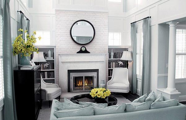 Inspirational Napoleon Ir3gnsb Fireplace Insert With Night Light Ribbon Medium