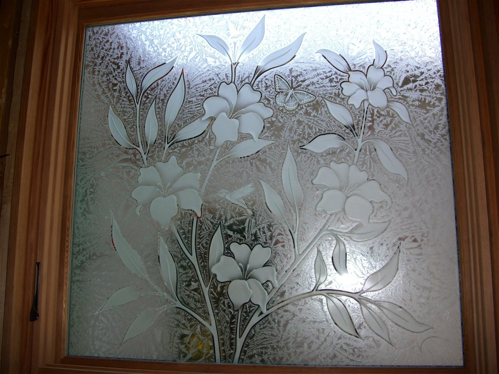 popular foundation dezin   decor glass window design