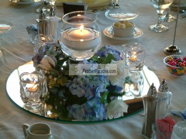 Popular Wholesale Bulk Discount Cheap Centerpieces Mirrors 6 Medium