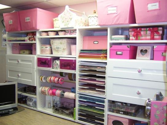 PURPLE SAGE ORIGINALS Cabinets And Storage For Craftrooms Medium
