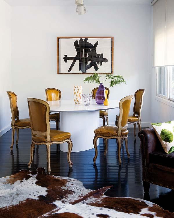 Rug Decorating Ideas Cowhide Homes