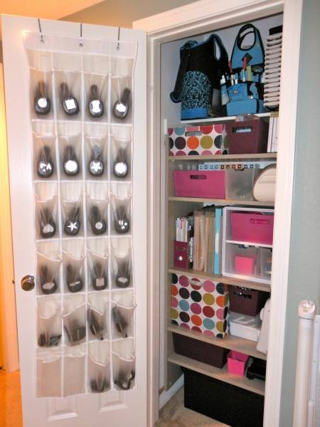 Small Space Craft Closet By Courtney8818 At Medium