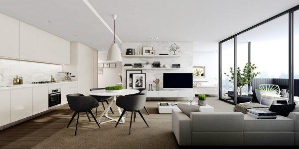 Studio Apartment Interiors Inspiration Medium