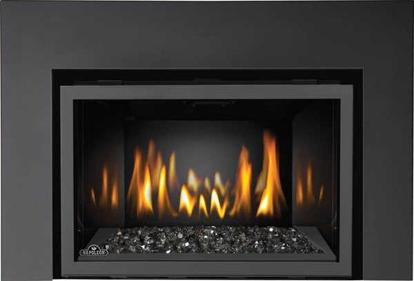 Tips Napoleon Ir3gnsb Fireplace Insert With Night Light Ribbon Medium