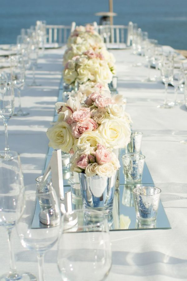 We Share 1000  Ideas About Mirror Centerpiece On Simple Medium