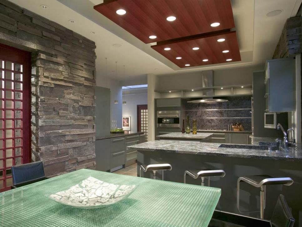 we share design ideas for a recessed ceiling