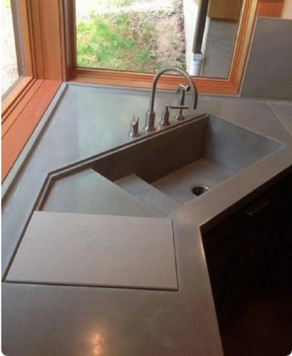 25 Recommended Ideas Of Corner Kitchen Sink Design Reverb Medium
