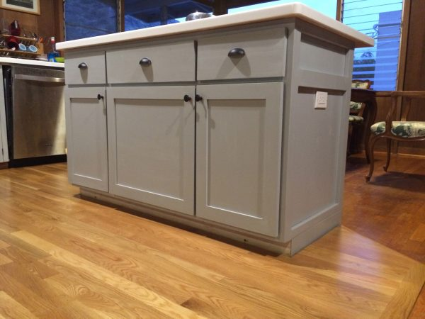 Ana White Kitchen Island DIY Projects Medium