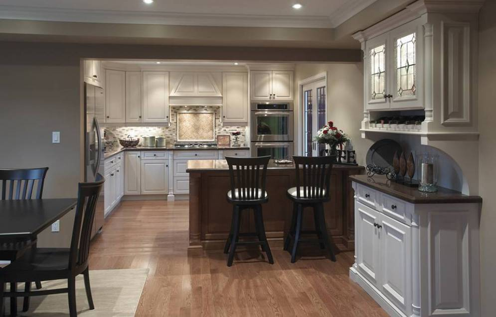 best kitchen design i shape india for small space layout white