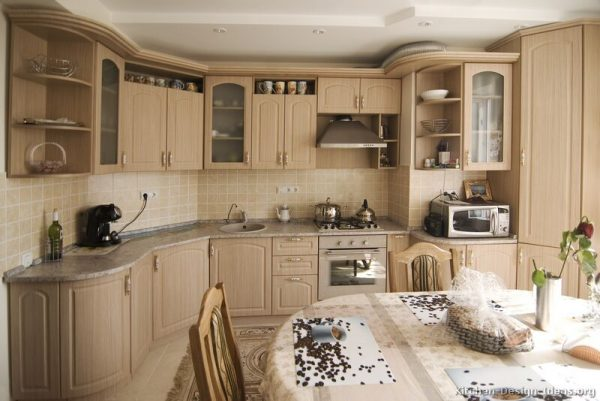 Bore Pictures Of Kitchens Traditional Whitewashed Cabinets Medium