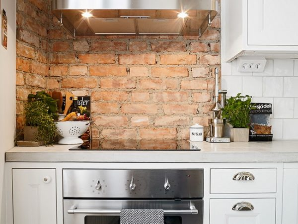 Browse 28 Exposed Brick Wall Kitchen Design Ideas Home Tweaks Medium