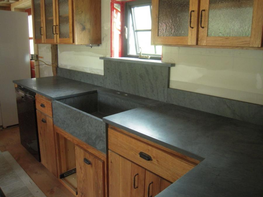 browse slate kitchen countertops photos