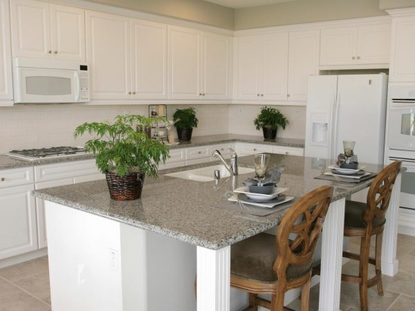 Clever Neutral Granite Countertopshgtv Medium