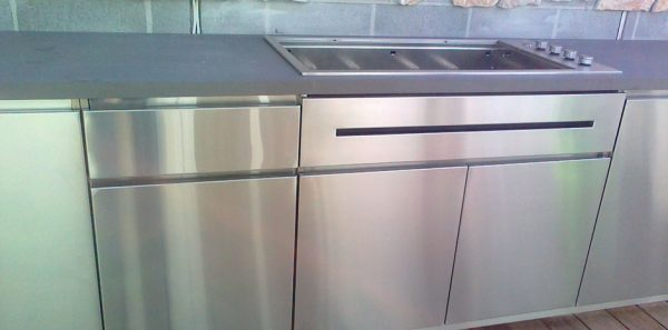 Collection Our Stainless Steel Outdoor Kitchens In Melbourne Medium