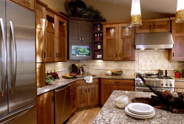 Corner Kitchen Sink Design Ideas For Your Perfect Home Medium