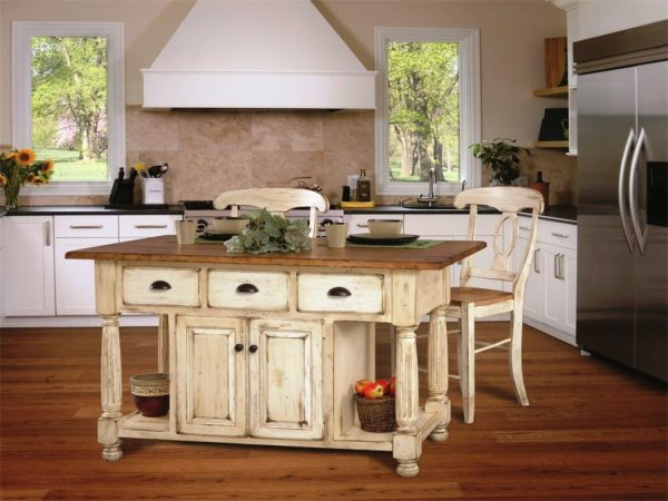 Country Style Dining Room Ideas French Country Kitchen Medium