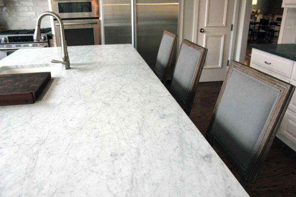 Creative White Soapstone Countertops Costdeductourcom Medium