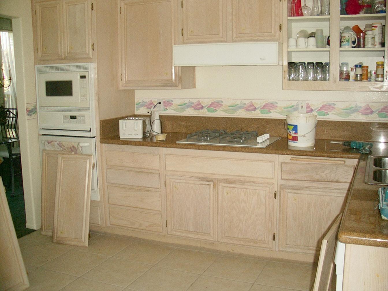 lovely whitewashed oak kitchen cabinets | Creative White Washed Oak Kitchen Cabinetskitchen Cabinet ...