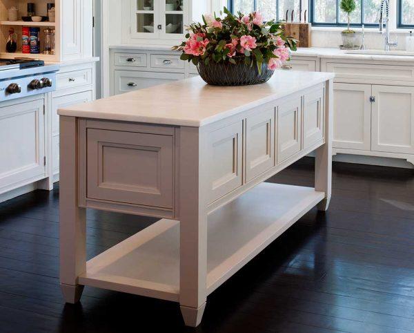 Custom Kitchen Islands Cabinets Medium