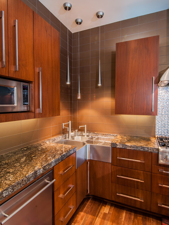 Design Ideas And Practical Uses For Corner Kitchen Cabinets Medium