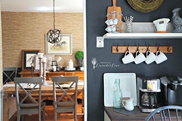 Explore Adding Drama With A Chalkboard Wall Medium