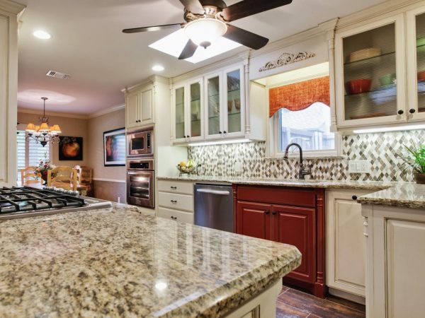 Explore Backsplash Ideas For Granite Countertops   Hgtv Pictures Medium