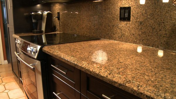 Fresh Granite Countertop Overlay And Other Ideas  The Wooden Houses Medium