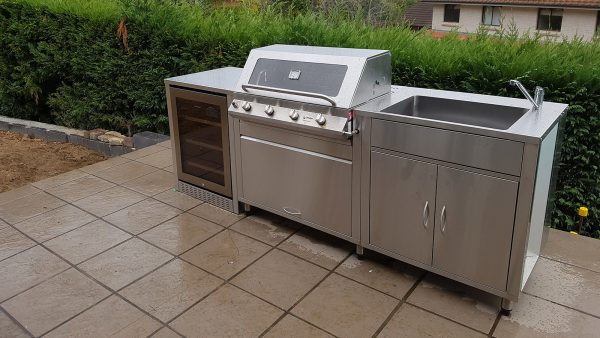 Fresh Stainless Steel Outdoor Kitchens  Sydney Outdoor Kitchens Medium