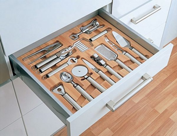 Get Mise En Place Kitchen Tool Drawer Organizers Remodelista Medium