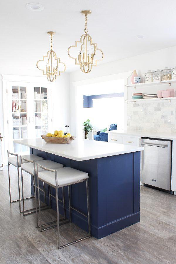 How To Build A Kitchen Island Easy DIY Kitchen Island Medium