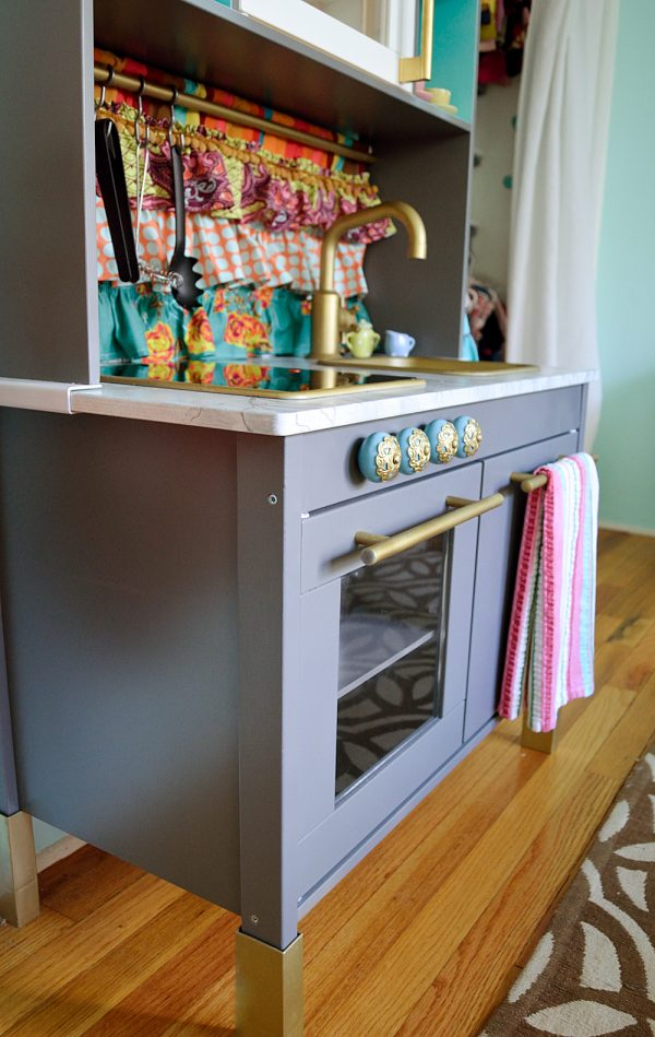 IKEA Mini Kitchen Makeover Hack Visual Vocabularie Medium