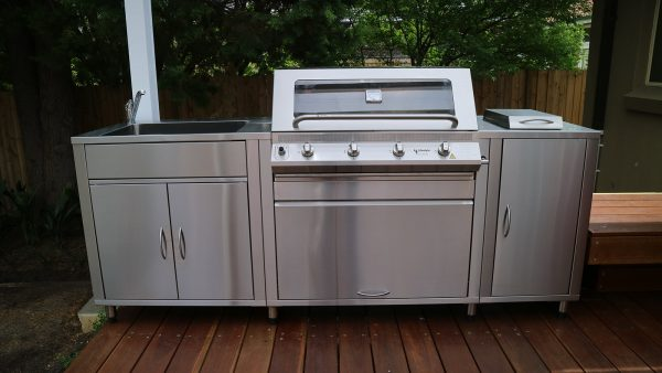 Innovative Stainless Steel Outdoor Kitchens  Sydney Outdoor Kitchens Medium