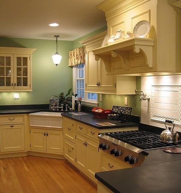 Kitchen Corner Sinks Design Inspirations That Showcase A Medium