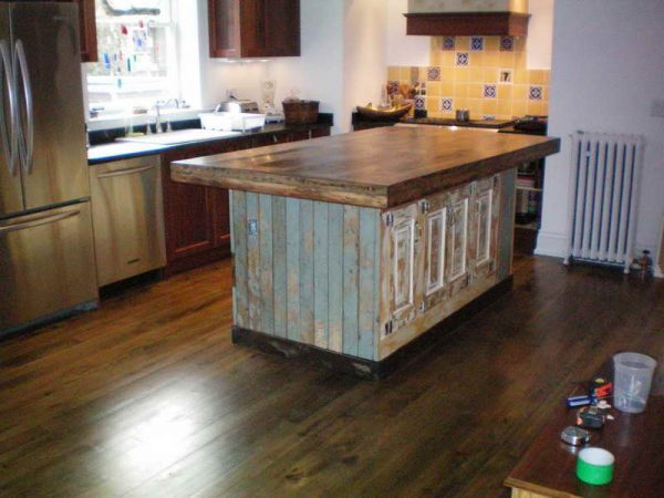 Kitchen Reclaimed Wood Kitchen Island Kitchen Island Vintage Medium